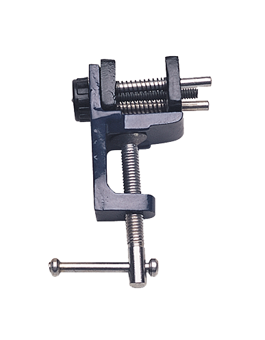 VISE, WATCH TABLE CLAMPING