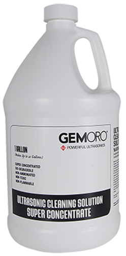 SOLUTION, GEMORO CLEANING 1gal