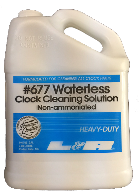 SOLUTION, #677 WATERLESS