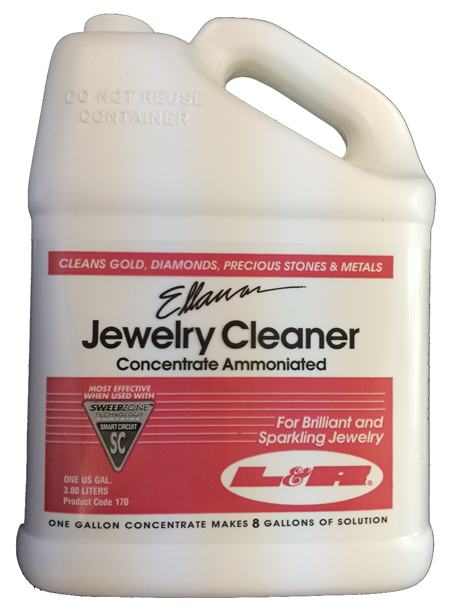 SOLUTION, JEWELRY CLEANER