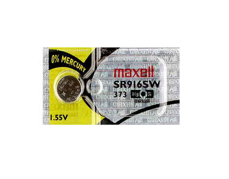 MAXELL TEAR STRIP (SR916SW) B8 373