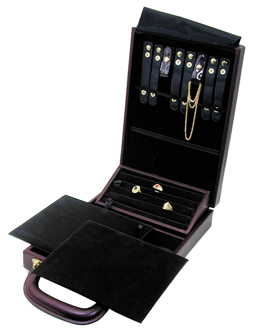 CASE, JEWELERY ATTACHE